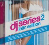 VARIOUS  - 2xCD DJ SERIES - LATIN..2