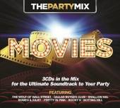 VARIOUS  - CD PARTY MIX - MOVIES