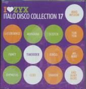 VARIOUS  - CD ZYX ITALO DISCO COLLECTION 17