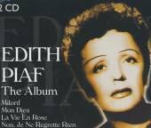 EDITH PIAF  - CD+DVD THE ALBUM (2CD)