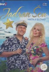 JAKUBEC MARTIN A BOZANKA  - 5xCD+DVD JADRAN SOU