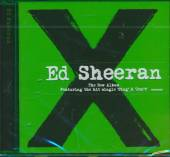 SHEERAN ED  - CD X