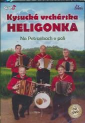 KYSUCKA VRCHARSKA HELIGONKA  - 2DCD NA PETRANKACH