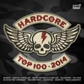 VARIOUS  - CD HARDCORE TOP 100 2014