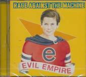 RAGE AGAINST THE MACHINE  - CD EVIL EMPIRE