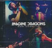 IMAGINE DRAGONS  - 2xCD+DVD NIGHT VISIONS LIVE