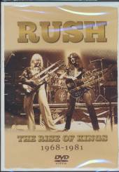 RUSH  - DVD THE RISE OF KINGS