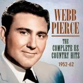 PIERCE WEBB  - 3xCD COMPLETE US COUNTRY..