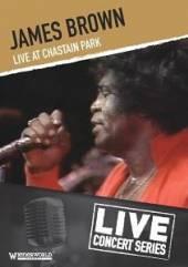 BROWN JAMES  - DV LIVE AT CHASTAIN PARK