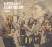 BARCELONA GIPSY KLEZMER  - CD IMBARCA