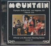 MOUNTAIN  - CD OLYMPIC AUDITORIUM, LA 1970