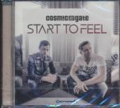 COSMIC GATE  - CD START TO FEEL (HOL)
