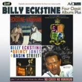 ECKSTINE BILLY  - 2xCD FOUR CLASSIC AL..