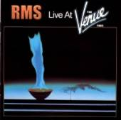 RMS  - CD LIVE AT THE VENUE 1980