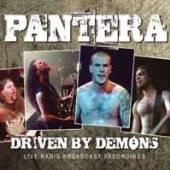 PANTERA  - CD DRIVEN BY DEMONS
