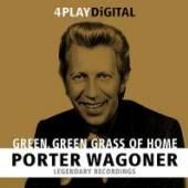 WAGONER PORTER  - 2xCD GREEN GREEN GRASS OF HOME