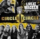 CIRCLE II CIRCLE  - CD LIVE AT WACKEN