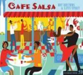 VARIOUS  - CD CAFE SALSA