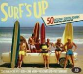 VARIOUS  - CD SURF'S UP