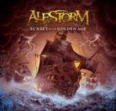 ALESTORM  - CD SUNSET ON THE GOLDEN AGE