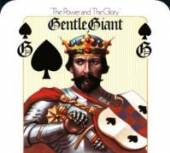 GENTLE GIANT  - CD+DVD THE POWER AND..