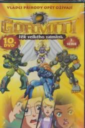 FILM  - DVD GORMITI – 10. DVD (Gormiti)