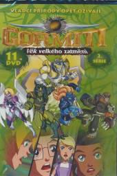FILM  - DVD GORMITI – 11. DVD (Gormiti)