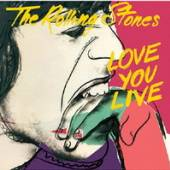 ROLLING STONES  - 2xCD LOVE YOU LIVE