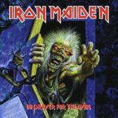 IRON MAIDEN  - CD NO PRAYER FOR THE DYING