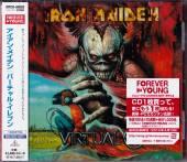 IRON MAIDEN  - CD VIRTUAL XI