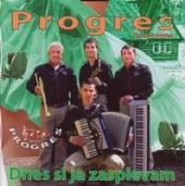 PROGRES  - CD DNES SI JA ZASPIEVAM