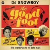VARIOUS  - CD DJ SNOWBOY PRESENTS THE..