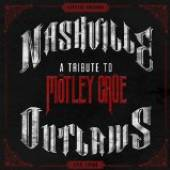 VARIOUS  - CD NASHVILLE OUTLAWS..