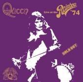 QUEEN  - CD LIVE AT THE RAINBOW '74