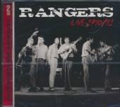 RANGERS  - 2xCD LIVE 1970/71