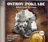 STRANSKY MARTIN HADEK KRYSTO  - 2xCD OSTROV POKLADU (ROBERT LOUIS S