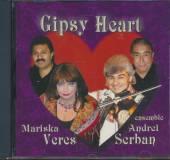 VERES MARISKA  - CD GIPSY HEART