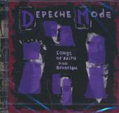 DEPECHE MODE  - CD SONGS OF FAITH AND DEVOTION