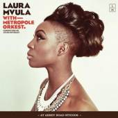 MVULA LAURA  - CD WITH METROPOLE ORCH..