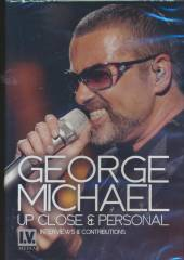 GEORGE MICHAEL  - DVD UP CLOSE & PERSONAL