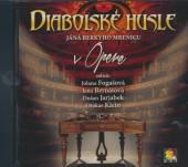 DIABOLSKE HUSLE  - CD DIABOLSKE HUSLE V OPERE