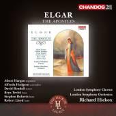 EDWARD ELGAR (1857-1934)  - 2xCD APOSTLES