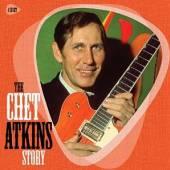 ATKINS CHET  - 4xCD CHET ATKINS STORY