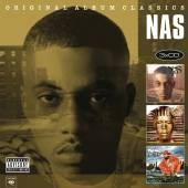 NAS  - 3xCD ORIGINAL ALBUM CLASSICS