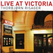 RISAGER THORBJORN  - CD LIVE AT VICTORIA