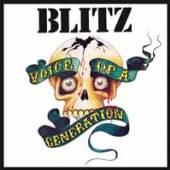 BLITZ  - VINYL VOICE OF A GENERATION [VINYL]