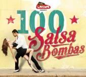 VARIOUS  - 5xCD 100 SALSA BOMBAS