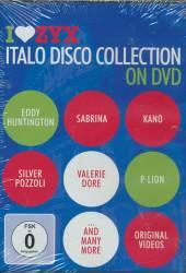 VARIOUS  - DVD ITALO DISCO COLLECTION ON DVD