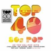VARIOUS  - CD TOP 40 - 80'S POP
