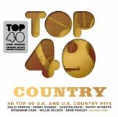 VARIOUS  - 2xCD TOP 40-COUNTRY
